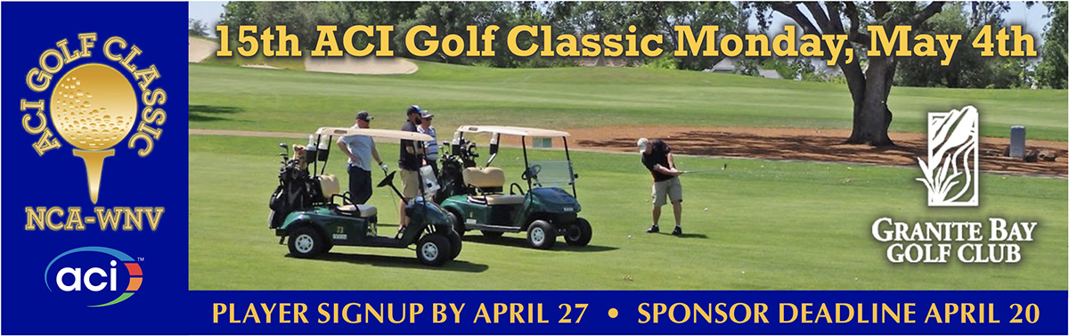 banner - 15th golf classic
